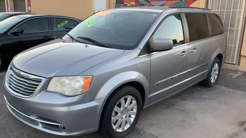 2013 Chrysler Town and Country for sale at 911 AUTO SALES LLC in Glendale AZ