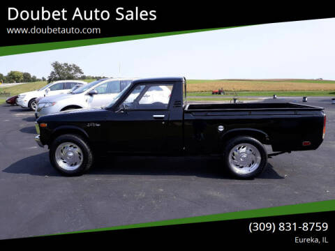 1978 Chevrolet LUV for sale at Doubet Auto Sales in Eureka IL