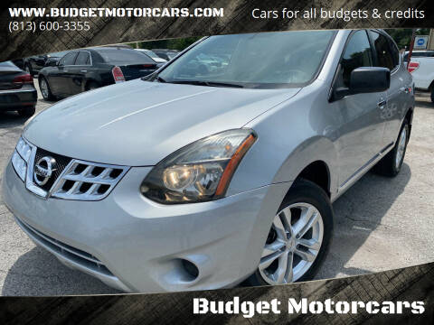 2015 Nissan Rogue Select for sale at Budget Motorcars in Tampa FL