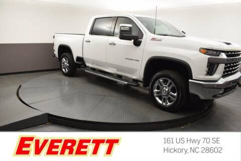 2020 Chevrolet Silverado 2500HD for sale at Everett Chevrolet Buick GMC in Hickory NC