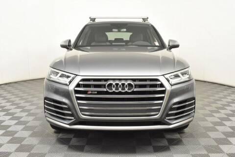 2018 Audi SQ5 for sale at Southern Auto Solutions-Jim Ellis Hyundai in Marietta GA