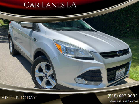 2015 Ford Escape for sale at Car Lanes LA in Valley Village CA