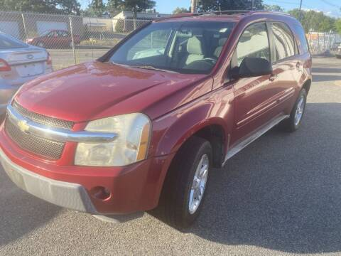 2005 Chevrolet Equinox for sale at Jay Motor Group in Attleboro MA