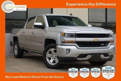 2018 Chevrolet Silverado 1500 for sale at Dallas Auto Finance in Dallas TX