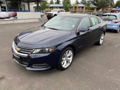 2016 Chevrolet Impala for sale at TacomaAutoLoans.com in Tacoma WA