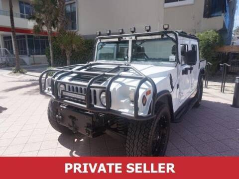 1996 AM General Hummer for sale at Motion Auto Plaza in Lakeside MO