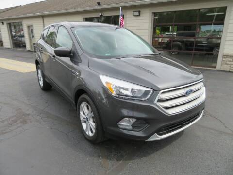 2017 Ford Escape for sale at Tri-County Pre-Owned Superstore in Reynoldsburg OH