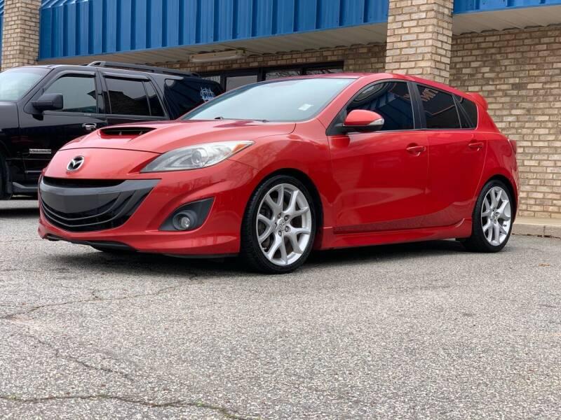 2012 Mazda MAZDASPEED3 for sale at Auto Motives in Greensboro NC