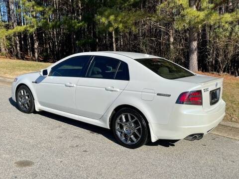 2007 Acura TL for sale at Weaver Motorsports Inc in Cary NC