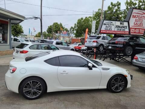 2014 Subaru BRZ for sale at Imports Auto Sales & Service in San Leandro CA