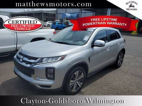 2020 Mitsubishi Outlander Sport for sale at Auto Finance of Raleigh in Raleigh NC