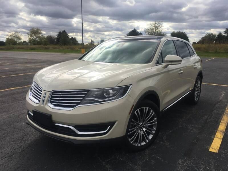 2016 Lincoln MKX for sale at Future Motors in Addison IL