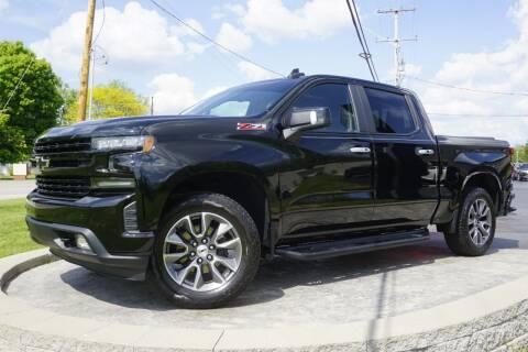 2019 Chevrolet Silverado 1500 for sale at Platinum Motors LLC in Heath OH