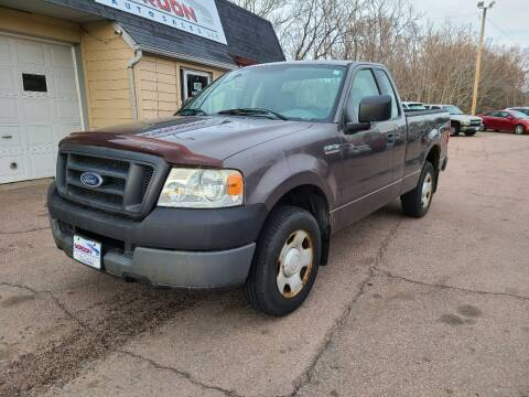 2005 Ford F-150 for sale at Gordon Auto Sales LLC in Sioux City IA
