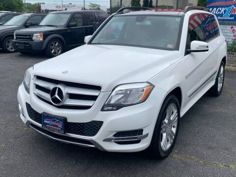 2014 Mercedes-Benz GLK for sale at Mack 1 Motors in Fredericksburg VA