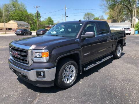 2014 GMC Sierra 1500 for sale at Teds Auto Inc in Marshall MO