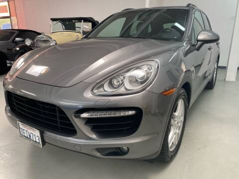 2013 Porsche Cayenne for sale at Mag Motor Company in Walnut Creek CA