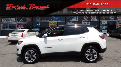 2018 Jeep Compass for sale at Ford Road Motor Sales in Dearborn MI