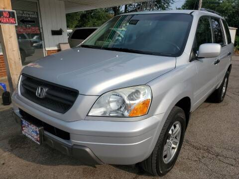 2004 Honda Pilot for sale at New Wheels in Glendale Heights IL