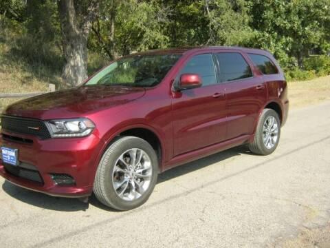 2020 Dodge Durango for sale at Matteson Motors Inc in Phillipsburg KS