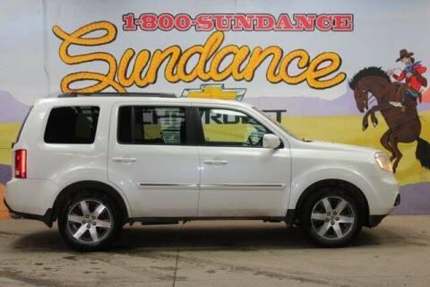 2014 Honda Pilot for sale at Sundance Chevrolet in Grand Ledge MI