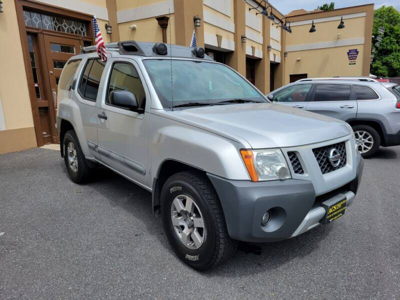 2012 Nissan Xterra for sale at ACS Preowned Auto in Lansdowne PA