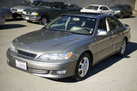 2000 Lexus ES 300 for sale at Sports Plus Motor Group LLC in Sunnyvale CA