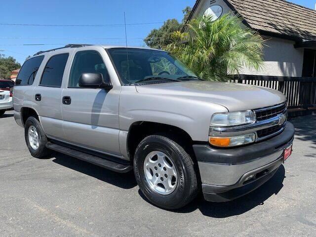 2006 Chevrolet Tahoe for sale at Three Bridges Auto Sales in Fair Oaks CA