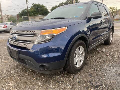 2012 Ford Explorer for sale at Philadelphia Public Auto Auction in Philadelphia PA