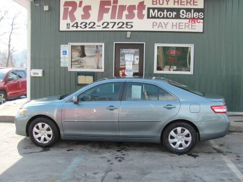 2010 Toyota Camry for sale at R's First Motor Sales Inc in Cambridge OH
