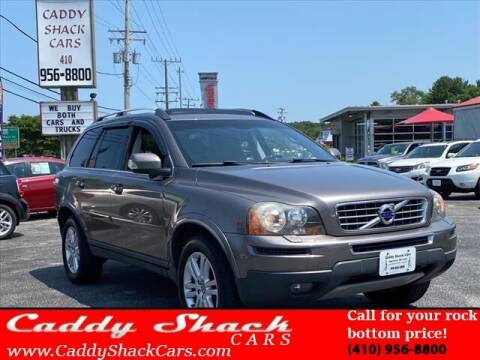 2011 Volvo XC90 for sale at CADDY SHACK CARS in Edgewater MD