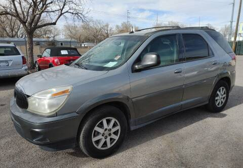 2004 Buick Rendezvous for sale at One Community Auto LLC in Albuquerque NM