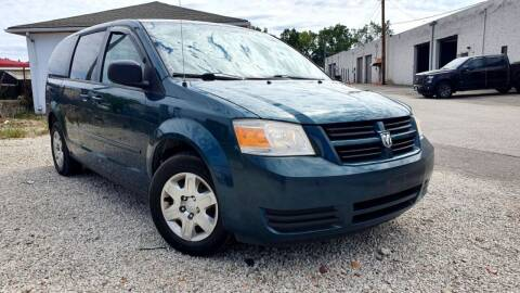 2009 Dodge Grand Caravan for sale at JT AUTO in Parma OH