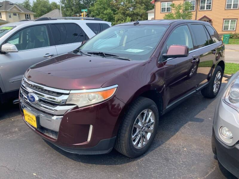 2011 Ford Edge for sale at AFFORDABLE AUTO, LLC in Green Bay WI