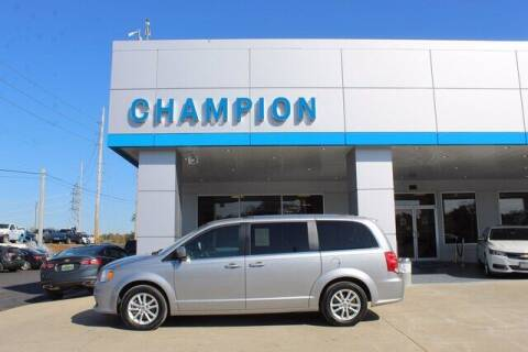 2019 Dodge Grand Caravan for sale at Champion Chevrolet in Athens AL