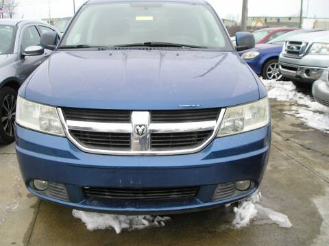 2009 Dodge Journey for sale at ZJ's Custom Auto Inc. in Roseville MI