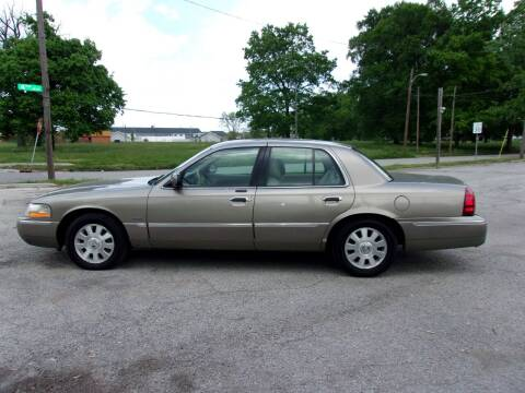 2003 Mercury Grand Marquis for sale at Car Credit Auto Sales in Terre Haute IN
