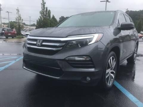 2017 Honda Pilot for sale at Southern Auto Solutions - Lou Sobh Honda in Marietta GA
