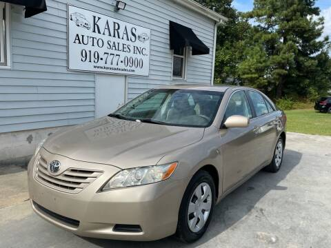 2009 Toyota Camry for sale at Karas Auto Sales Inc. in Sanford NC