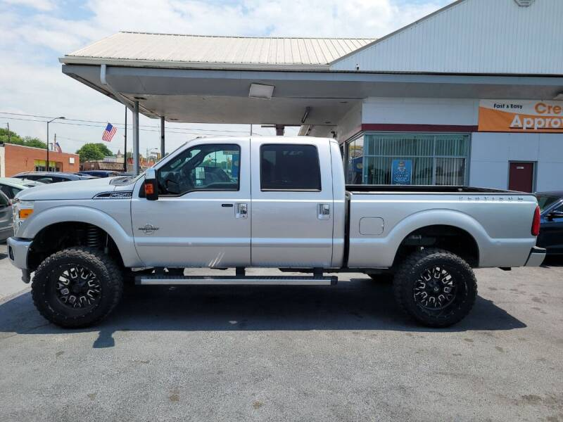 2016 Ford F-250 Super Duty for sale at All American Autos in Kingsport TN