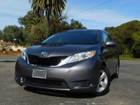 2012 Toyota Sienna for sale at Milpas Motors in Santa Barbara CA