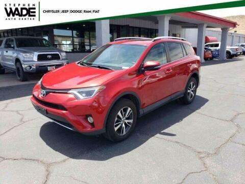 2016 Toyota RAV4 for sale at Stephen Wade Pre-Owned Supercenter in Saint George UT
