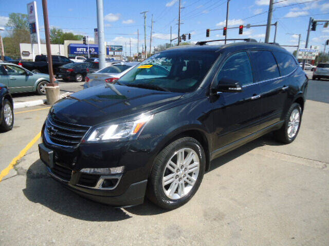 2013 Chevrolet Traverse for sale at Tom Cater Auto Sales in Toledo OH
