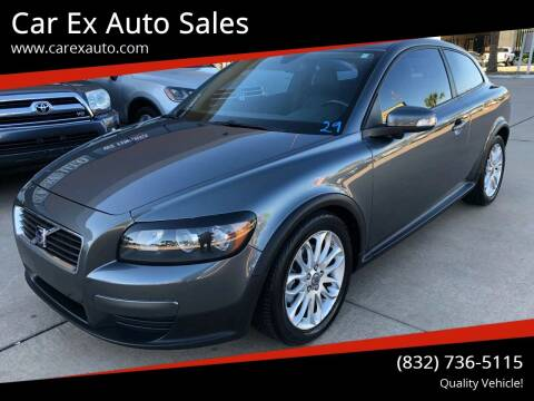 2008 Volvo C30 for sale at Car Ex Auto Sales in Houston TX