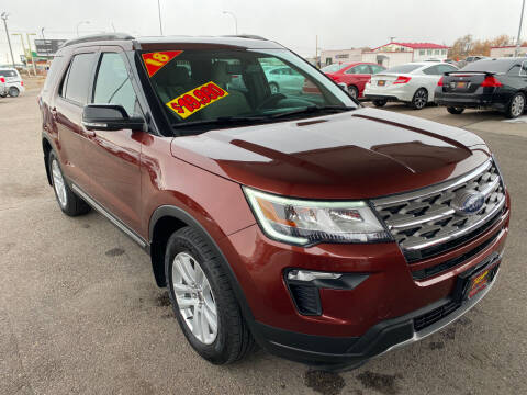 2018 Ford Explorer for sale at Top Line Auto Sales in Idaho Falls ID