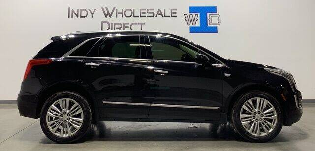 2019 Cadillac XT5 for sale at Indy Wholesale Direct in Carmel IN