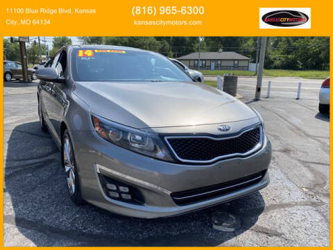 2014 Kia Optima for sale at Kansas City Motors in Kansas City MO