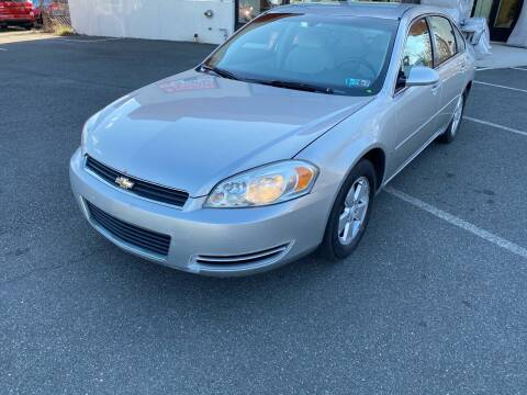 2006 Chevrolet Impala for sale at MAGIC AUTO SALES in Little Ferry NJ