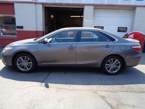 2015 Toyota Camry for sale at Best Choice Auto Sales Inc in New Bedford MA