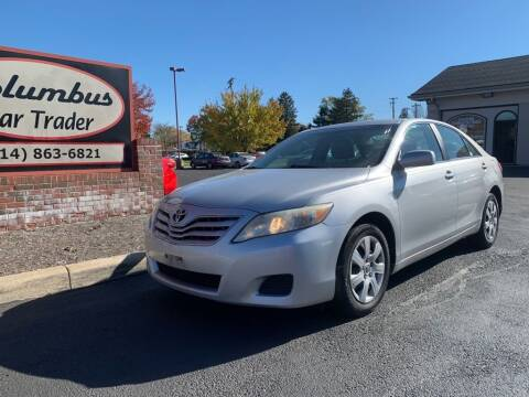 2010 Toyota Camry for sale at Columbus Car Trader in Reynoldsburg OH